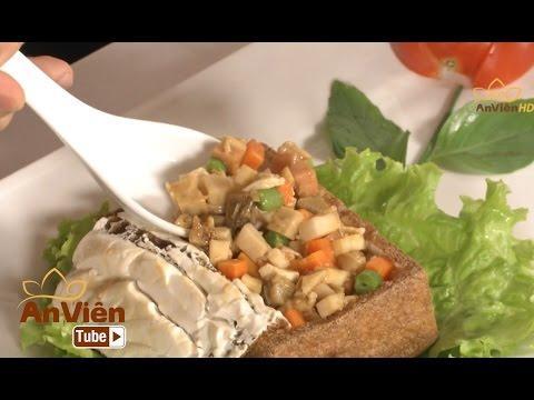 Bếp Chay: Đậu hũ đặc biệt