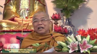 Trách Nhiệm Đạo Đức Của Phật Tử