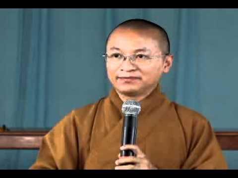 Đứng dậy sau vấp ngả (31/05/2008) video do Thích Nhật Từ giảng