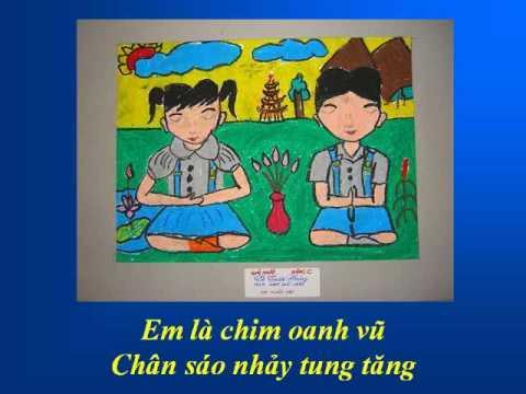 GĐPT - OANH VŨ CA - Nhạc Võ Tá Hân - Thơ Tuệ Kiên - Ca sĩ Mỹ Dung