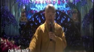 Chín Danh Ngôn Ứng Xử Của Đức Phật (29/09/2012) video do Thích Nhật Từ giảng