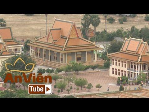 Campuchia – Đất Phật Angkor: U Dong biểu tượng hòa hợp tôn giáo