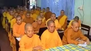 An cư kiết hạ Tịnh xá Ngọc Phương - phần 1/2