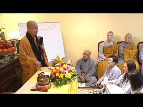 Phật Pháp Căn Bản (Phần 6) - Công Phu Tu Tập Trong Ngày