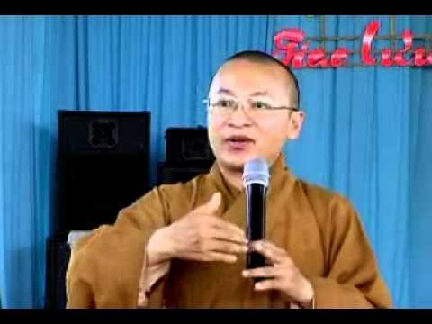 Làm mới cuộc đời A (01/02/2008) video do Thích Nhật Từ giảng