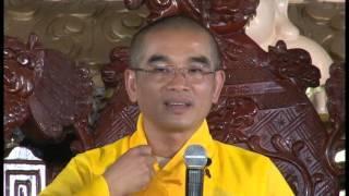 Kinh Lăng Nghiêm p4 - buổi giảng 38 - Ty Kheo Thích Tue Hai