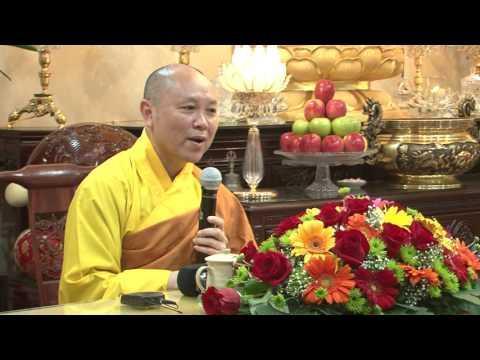 Chùa là trường học Phật pháp