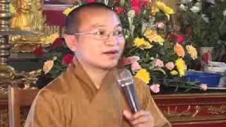 Niệm Phật Lợi Lạc Kẻ Còn Người Mất - Phần 2/2 (30/06/2008) video do Thích Nhật Từ giảng