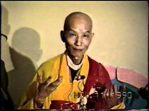 Video4 - 4/5, 10-17: Thoại đầu rời tất cả niệm là sao? (tiếp)- Thiền sư Duy Lực