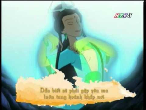 Nhạc phim hoạt hình Tây Du Ký HTV3 - Thiên trúc vạn dặm