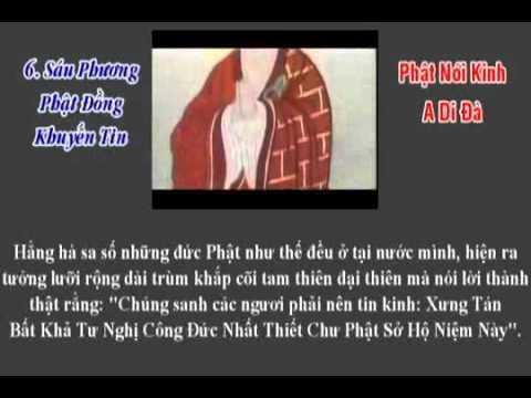 """Tụng """"Phật Nói Kinh A Di Đà"""" (Âm Việt) (Có Phụ Đề)"""
