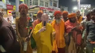 Các đạo sĩ Bà là môn trên bờ sông Hằng tại Varanasi