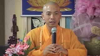 THỰC HÀNH GIỚI KHÔNG TRỘM CẮP - TT. Thích Quang Thạnh 2009