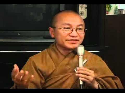 Phương Pháp Chuyển Nghiệp - Phần 1/2 (10/06/2006) video do Thích Nhật Từ giảng