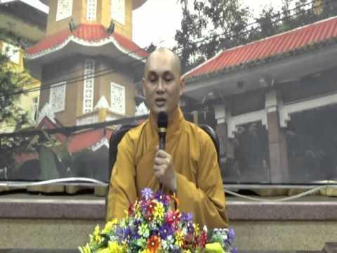 Phật Tử Tại Gia 07: Lợi Ích Quy Y Tam Bảo (phần 1)