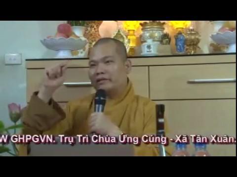Công đức thờ và lạy Phật