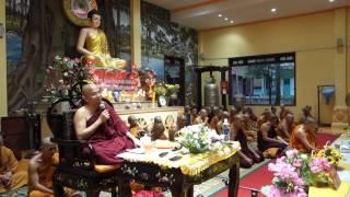 Bốn Loại Thực Phẩm - giảng tại Thiền Viện Phước Sơn ngày 26-02-2017