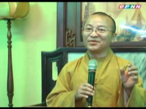 Kinh Thiện Sanh 01: Đạo vợ chồng (21/08/2011) video do Thích Nhật Từ giảng