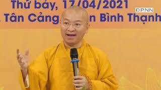 Vấn đáp Phật pháp ngày 17-04-2021 | TT. Thích Nhật Từ