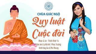 QUY LUẬT CUỘC ĐỜI - Ca sĩ PHI NHUNG - Nhạc Phật Giáo Nghe Hay Mùi Mẫn