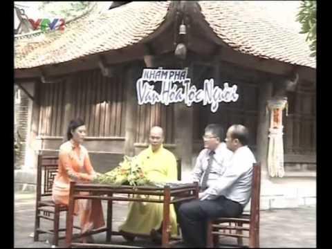 Việt Nam đất nước con người: Mộc bản chùa Vĩnh Nghiêm