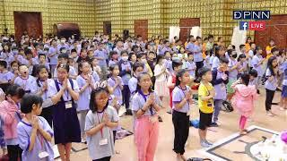 Tụng Kinh Từ Tâm Và Phước Đức tại Chùa Giác Ngộ, ngày 23-05-2020