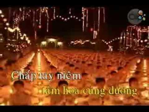 Karaoke: Chắp tay niệm Phật