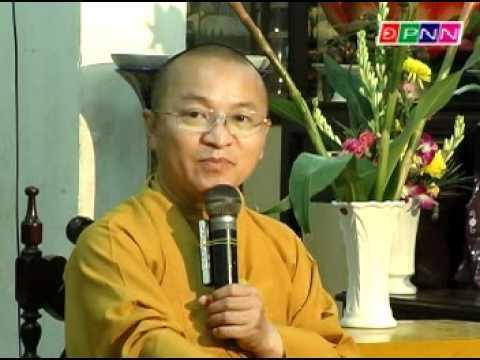 Kinh Bách Dụ 09 (bài 38 - 42): Cắt đứt dòng nghiệp (16/07/2011) video do Thích Nhật Từ giảng