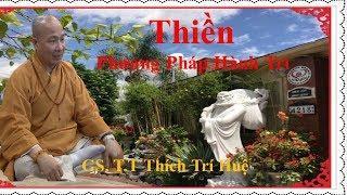 Thiền và Phương Pháp Hành Trì