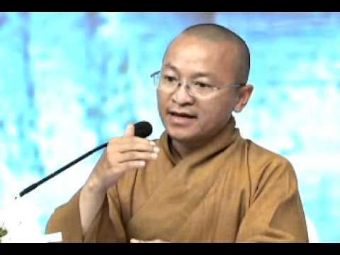 Ăn chay vì thế giới hòa bình (22/08/2009) video do Thích Nhật Từ giảng