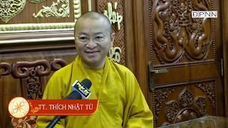 ĐỘ TA KHÔNG ĐỘ NÀNG về những hệ lụy tới giới trẻ và Phật giáo Việt Nam | Thích Nhật Từ