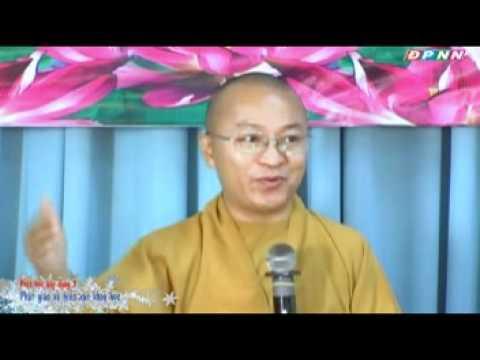 Phật giáo ứng dụng 07: Phật giáo và hiến nội tạng, hiến xác (22/11/2011) video do Thích Nhật Từ giản