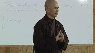 Bài 15: Tăng thân, phật thân, pháp thân tương tức