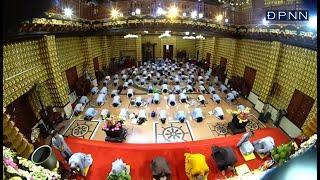 Thời lạy Phật 108 lạy tại chùa Giác Ngộ ngày 04/04/2021