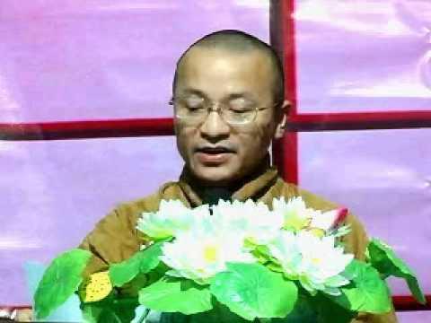 Lễ hội hóa ngày Phật đản Liên Hiệp Quốc (30/12/2007) video do Thích Nhật Từ giảng
