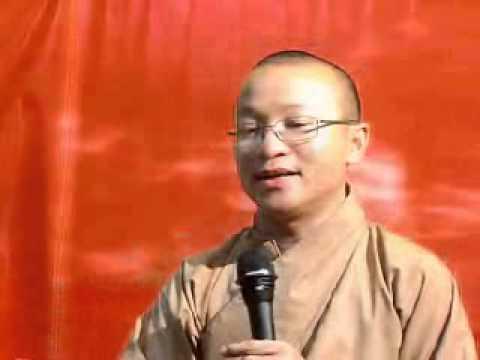 Kinh Trung Bộ 053: Hành trình tâm linh (26/11/2006) video do Thích Nhật Từ giảng