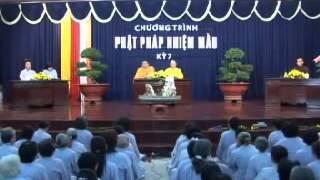 Phật pháp nhiệm màu kỳ 7 - Bạch Tuyết&Thanh Kim Huệ (1-2)
