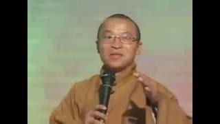 Kinh Trung Bộ 065: Huấn luyện hạnh thánh A (11/03/2007) video do Thích Nhật Từ giảng