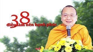 38 Điều làm nên hạnh phúc