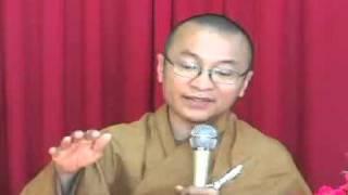 Niệm Phật Và Trị Liệu - Phần 2/2 (24/02/2007) video do Thích Nhật Từ giảng