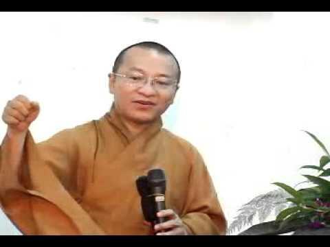Kinh Trung Bộ 015: Soi gương nhân cách (19/06/2010) video do TT. Thích Nhật Từ giảng