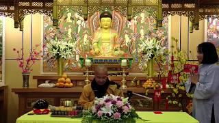 Phật học vấn đáp kỳ 47 - giảng tại Hán Quốc