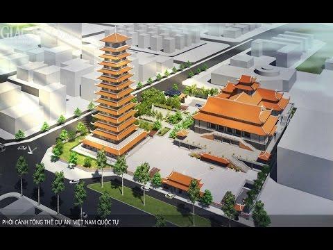 Lễ Khởi Công Xây Dựng Việt Nam Quốc Tự