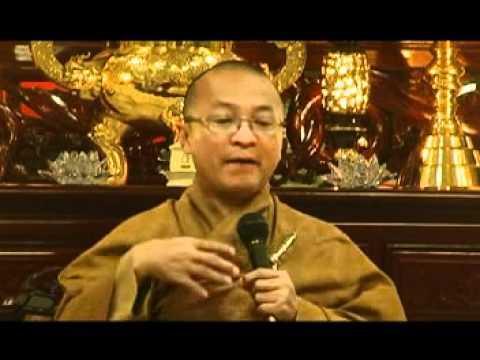 Thâm Nhập Kinh Tạng - Phần 2/2 (03/08/2007) video do Thích Nhật Từ giảng