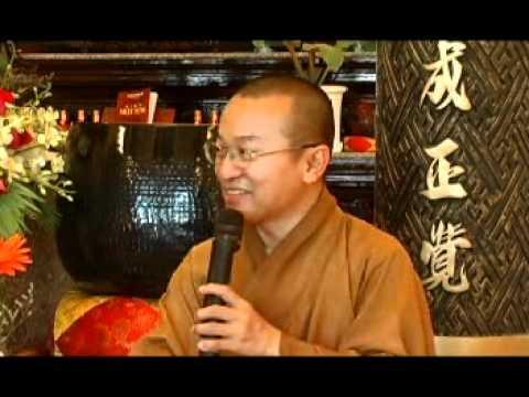 Thuyền Từ Phổ Độ (Phần 2/2)(18/02/2009) video do Thích Nhật Từ giảng