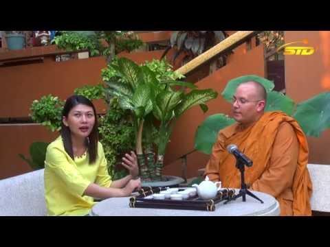 Nhà sư Thích Đồng Hòa (Florian Jung) và nhân duyên với đạo Phật