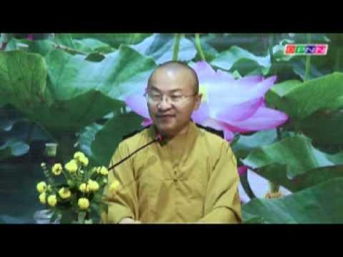 Kinh Bách Dụ 10 (bài 42 - 46): Để đầu tư được thành công (30/07/2011) video do Thích Nhật Từ giảng