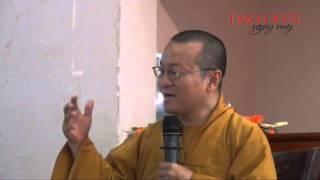 Dẫn nhập triết học Phật giáo 05: Triết Học của Đức Phật (24/01/2013) video do Thích Nhật Từ giảng