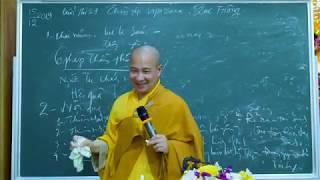 Lục thông *Phần 2* || Thầy Thích Trí Huệ