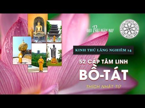 Kinh Thủ Lăng Nghiêm 14 (2013) - 52 cấp tâm linh Bồ Tát